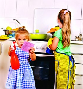 kids.cleaning